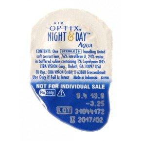 Soczewki Air Optix Aqua Night&Day 8,6 1szt.