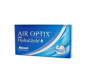 Soczewki Air Optix Plus HydraGlyde 6szt.