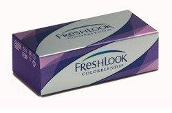 Soczewki FreshLook ColorBlends (moc 0,00) 2szt.