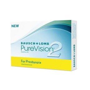 Soczewki PureVision 2 for Presbyopia MultiFocal 3szt.